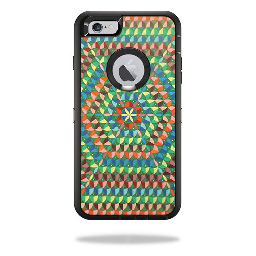 MightySkins Skin Decal Wrap Compatible with OtterBox Sticker Protective Cover 100's of Color Options