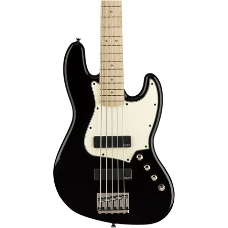 Squier Contemporary Active Jazz Bass HH V Maple Fingerboard (Squier Pete Wentz Signature P Bass Black)
