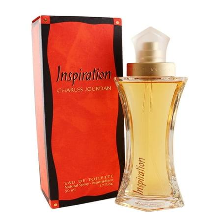 Inspiration Eau De Toilette Spray 1.7 Oz / 50 Ml for Women by Charles (Charles Of The Ritz Eau De Toilette)