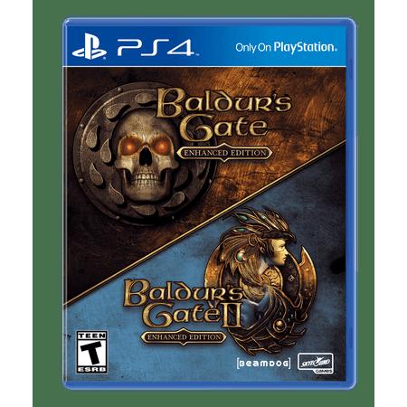 Baldur's Gate & Baldur's Gate II Enhanced Edition, Skybound Games, PlayStation 4,