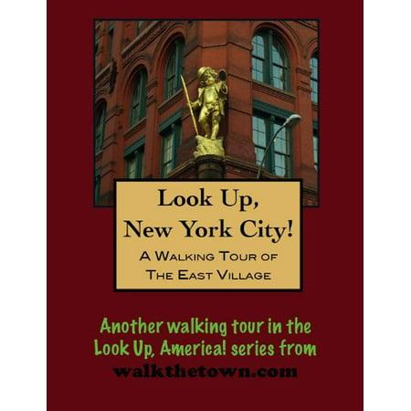 A Walking Tour of New York City's East Village - eBook - York Halloween Tours