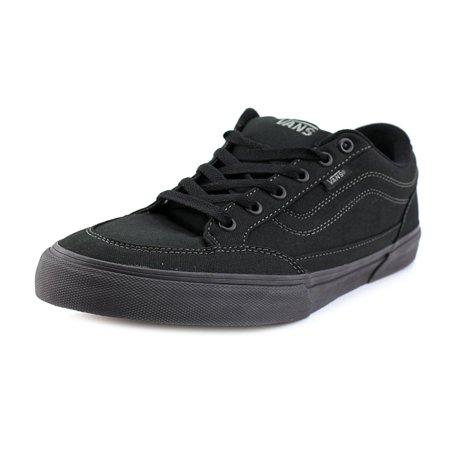 Vans Vans Bearcat Men Round Toe Canvas Black Sneakers