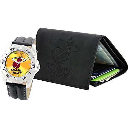 Game Time Watch and Wallet  Sets - NBA