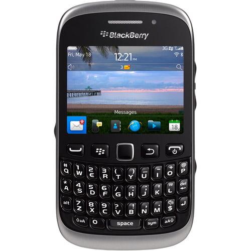 Straight Talk BlackBerry Curve 9310C Smartphone