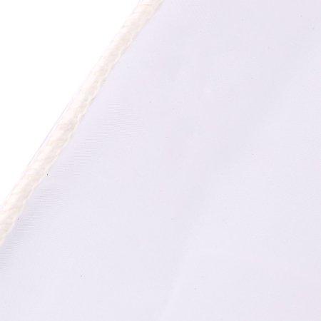 Maison Chambres Ornement Fleurs Polyester Rideau Voilage Fenêtre - image 1 de 4