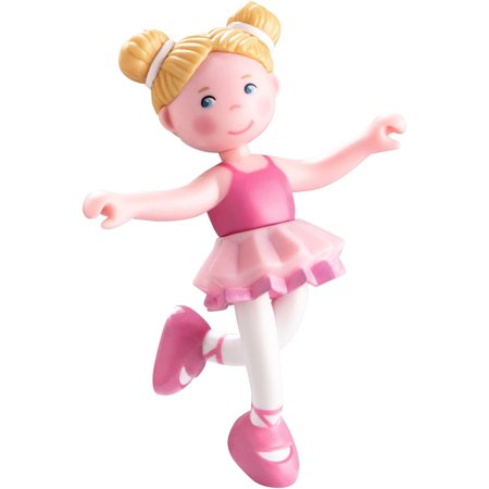 Little Friends - Lena - Doll Houses Figure by Haba (Hi Bac Litter Pan)