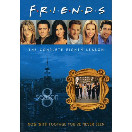 Friends  The Complete Eighth Season