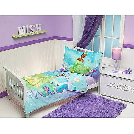 Disney - Princess And The Frog 4-piece T - Walmart.com