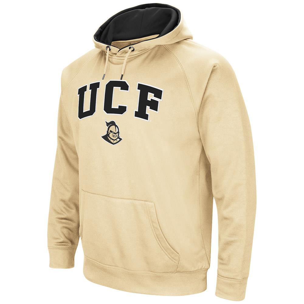 Mens NCAA UCF Knights Fleece Pull-over Hoodie by Colosseum