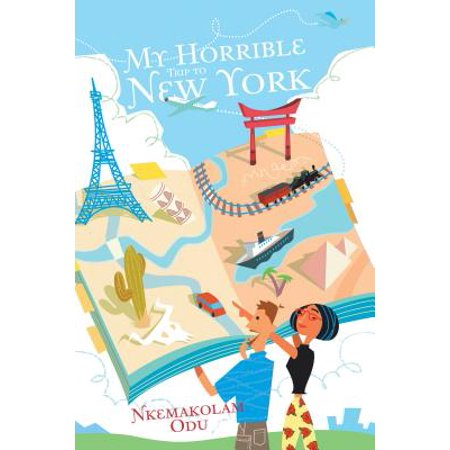 My Horrible Trip to New York - eBook