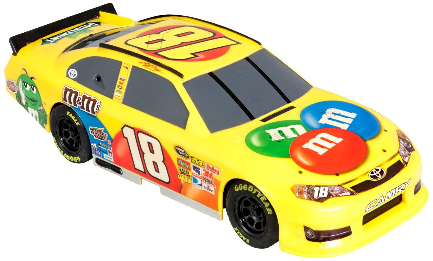 Air Hogs RC Nascar 1:24th Scale #18 M&Ms (Kyle Busch) by Generic