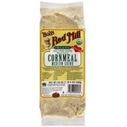 Bob's Red Mill Medium Grind Corn Meal, 24 oz (Pack of 4)