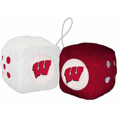 NCAA Wisconsin Football Team Fuzzy -