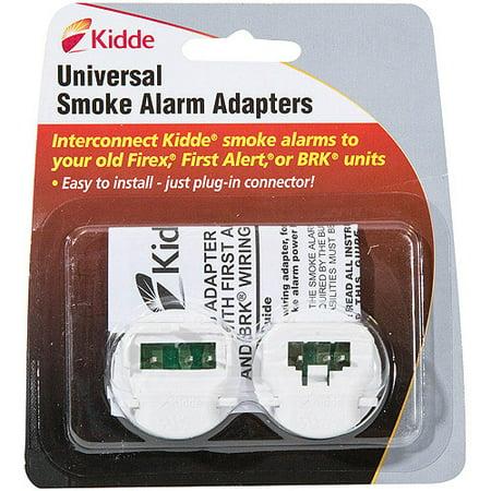 kidde hardwire wiring adapters 2 pack. Black Bedroom Furniture Sets. Home Design Ideas