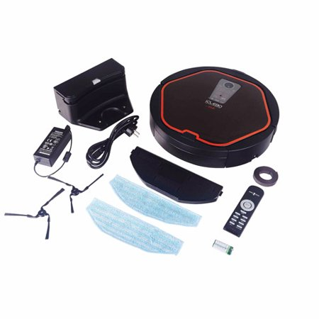 iclebo arte robotic vacuum cleaner ycr m05 10. Black Bedroom Furniture Sets. Home Design Ideas