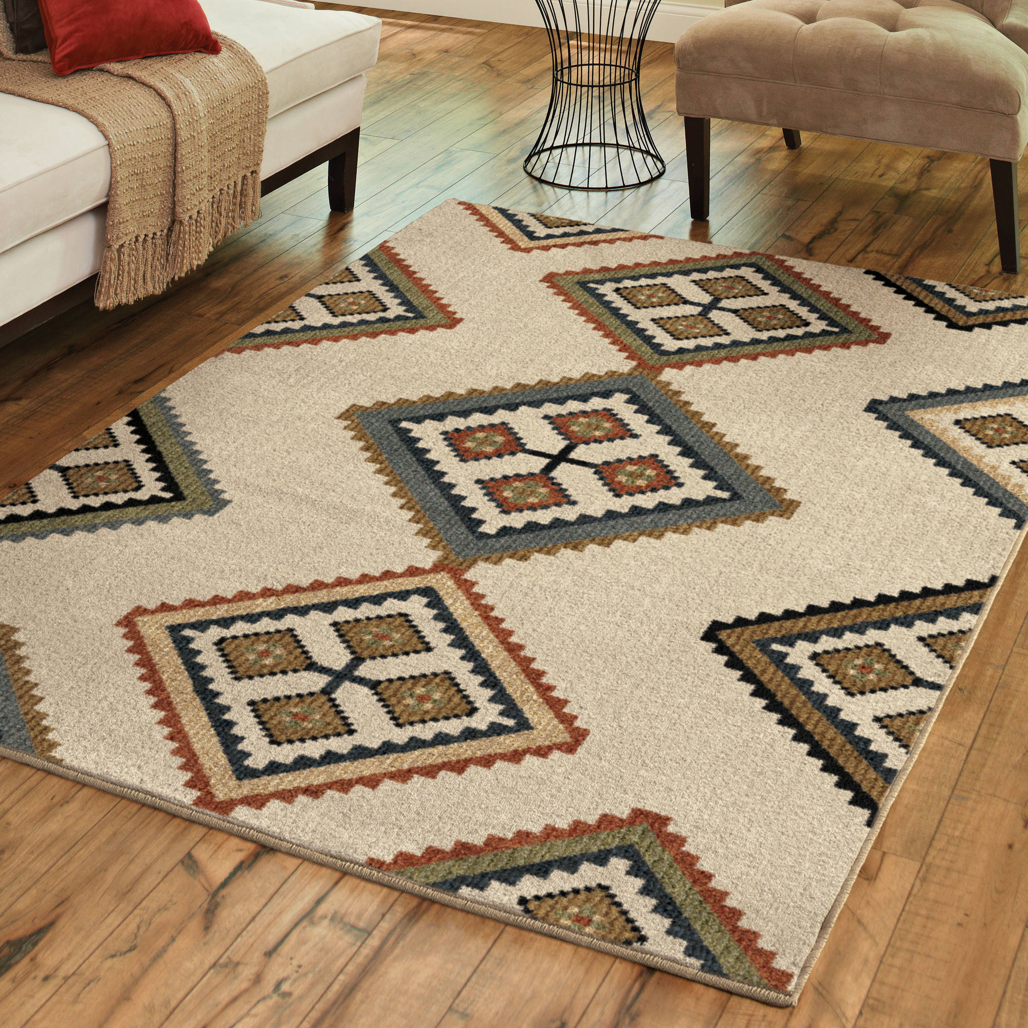 better homes and gardens rugs better homes and gardens diamonds area rug and 10820