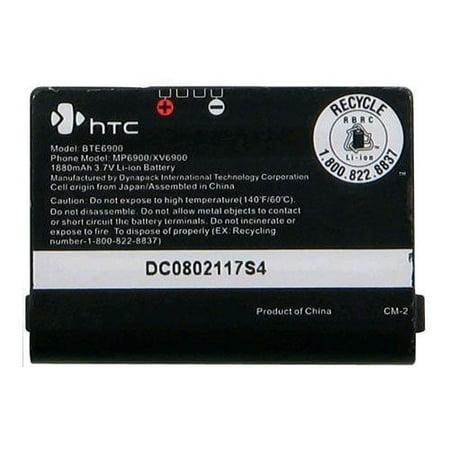 OEM HTC BTE6900 HTC Touch MP-6900, XV6900 - Black