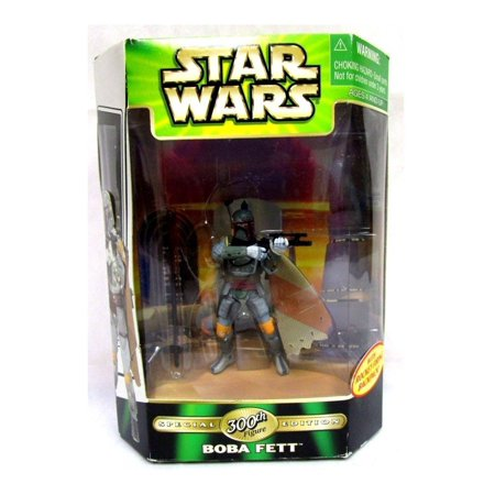 Star Wars-Boba Fett 300th w/Rocket backpack (.0100), By Ship from US](Star Wars Backpacks For School)