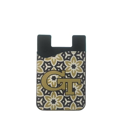Georgia Tech Cell Phone Card Holder or Wallet