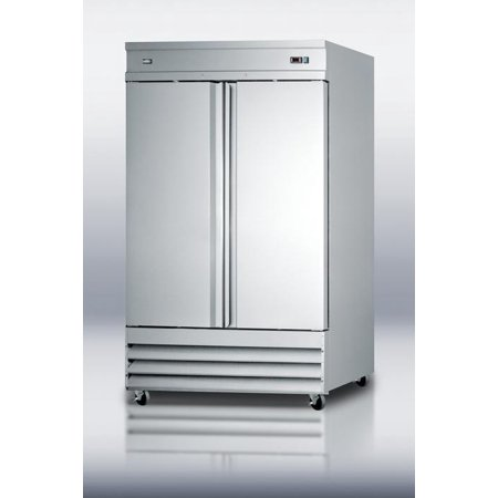 Summit Commercially Approved Frost-Free Chest Freezer