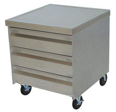 Advance Tabco 25-1 4 Mobile Drawer Cabinet Model MDC-2015 by