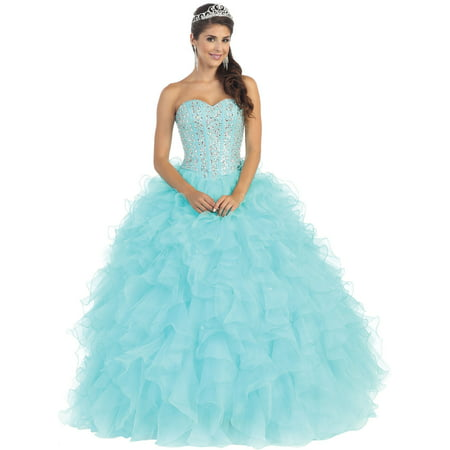 MASQUERADE QUINCEANER​A BALL GOWN