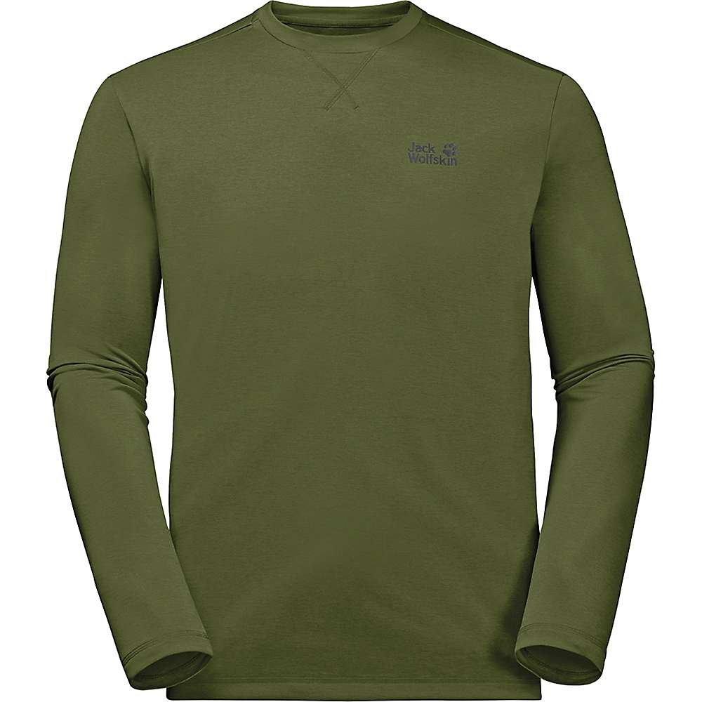 Jack Wolfskin Men's Crosstrail LS Shirt