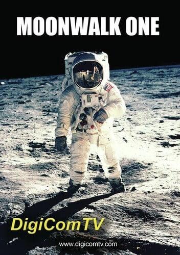 Apollo 11 Dvd: Moonwalk One: The Flight Of Apollo 11 (DVD)