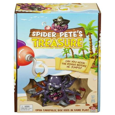 Smile Game Spider (Spider Pete's Treasure Game)