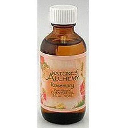 Nature's Alchemy Essential Oil, Rosemary, 2 Fl Oz