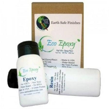 Earth Safe Finishes ECOEPOXY32 Eco Epoxy Kit - 32 oz
