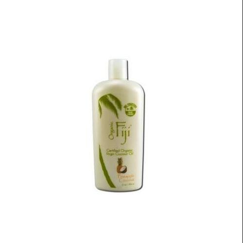 Pineapple Coconut Oil Organic Fiji 12 oz Oil