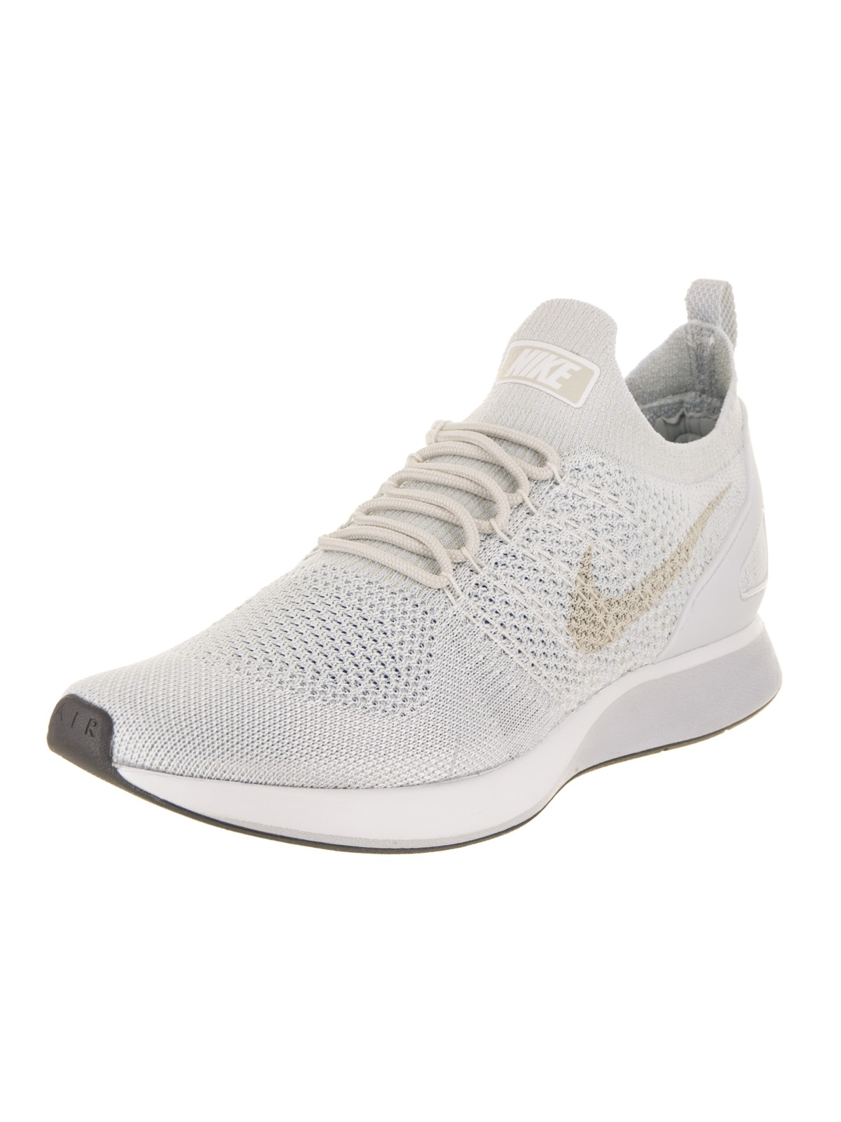 cheap for discount 071bb 3734e ... usa nike air zoom mariah flyknit racer mens shoes pure platinum dark  grey 918264 011 walmart