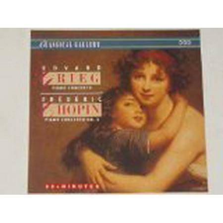 Edvard Grieg: Piano Concerto/Frederic Chopin: Piano Concerto No.