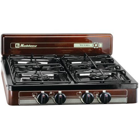 Koblenz 4-Burner Gas Stove (Best Stainless Steel Gas Stove)