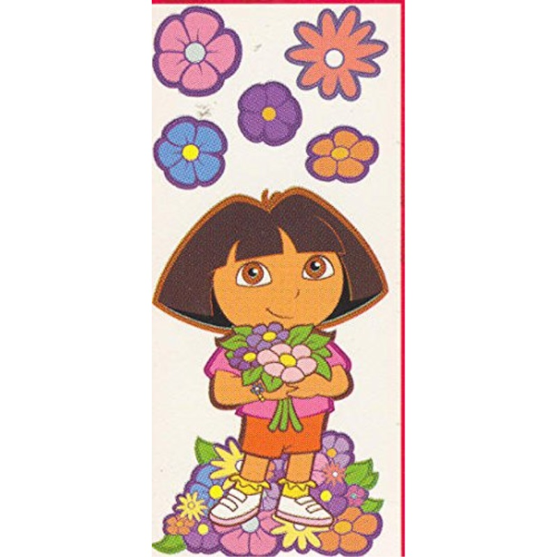 Blue Mountain Wallcoverings GAPP1828 Dora the Explorer Giant Sticker by