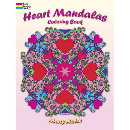 Heart Mandalas
