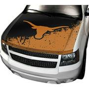 Texas Longhorn NCAA Auto Hood Cover