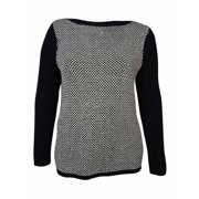 Lauren Ralph Lauren Women's Birdseye Knit Pullover Sweater
