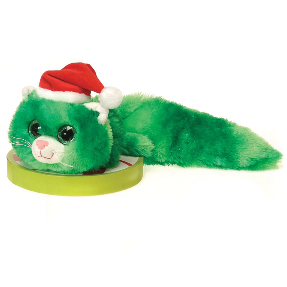 Fiesta Christmas Fursians Bean Bag Fluffy Cat 16 Plush Animal