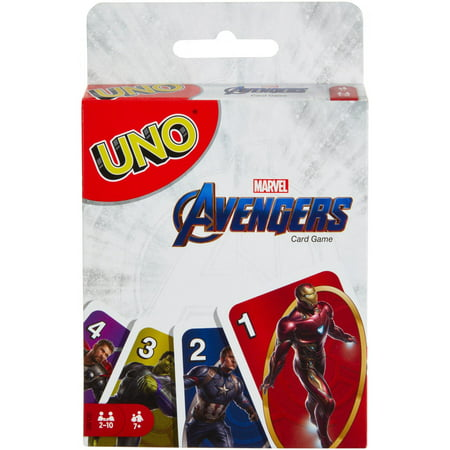 UNO Avengers Card Game](Avengers Cards)