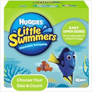 Huggies Little Swimmers Swim Diapers, Size 3 Small, 20 Ct