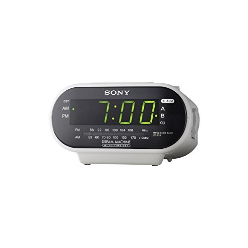 Spy-Max Sony Clock Radio Wifi Hidden Nanny Spy Camera Int...