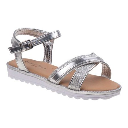 Girls' Nanette Lepore NL81678S Criss Cross Strappy Sandal