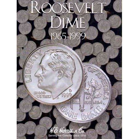 - Whitman Roosevelt Dime Coin Folder