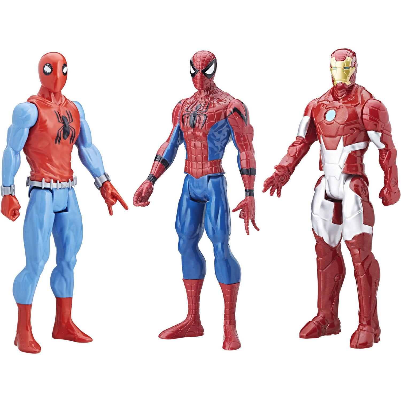 Spider-Man: Homecoming Titan Hero Series 3-Pack by