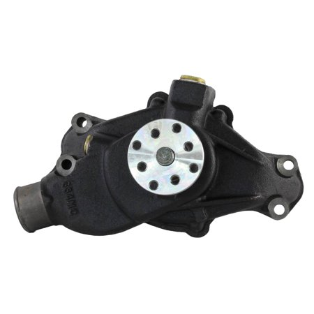 NEW WATER PUMP FITS GM MARINE SMALL BLOCK V8 ENGINE W/ COMPOSITE TIMING COVER 8353906 60658 12529508 835390-6 8353906 ()