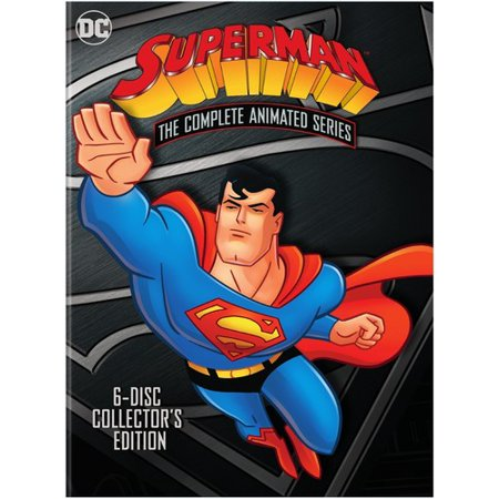 Superman: The Complete Animated Series (DVD) (Animated Halloween Tv Shows)