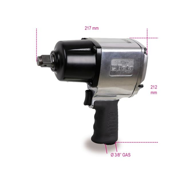 Peerless Hardware 019280022 1928 DA-0.75 in. Reversible Impact Wrench by Peerless Hardware Manufacturing Company