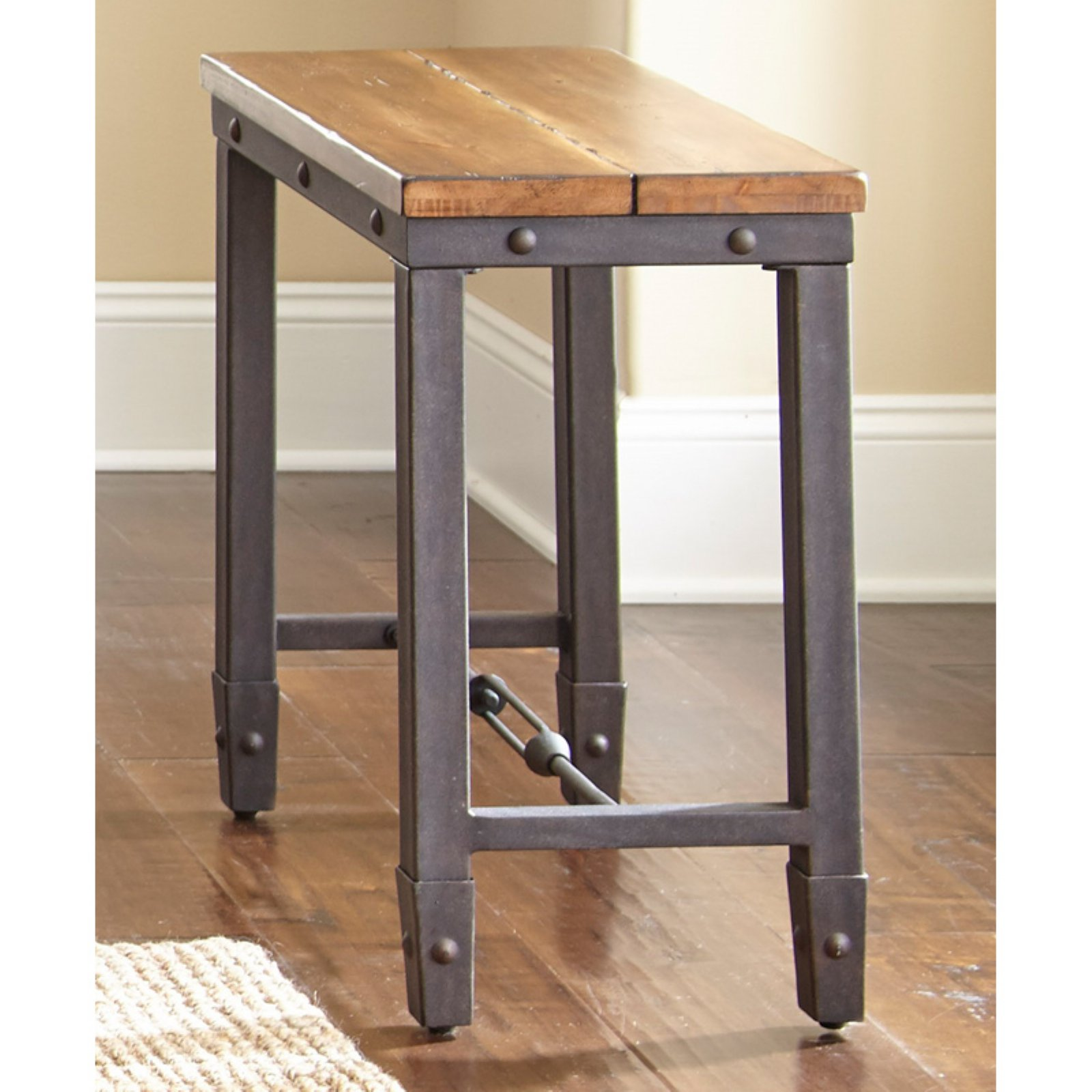 Steve Silver Co Ashford Chairside End Table